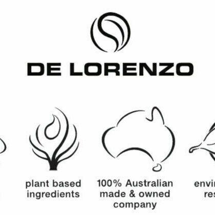 De Lorenzo logo Website