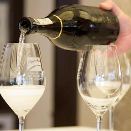 prosecco white wine